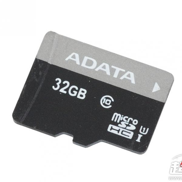 7款microSD卡外观对比