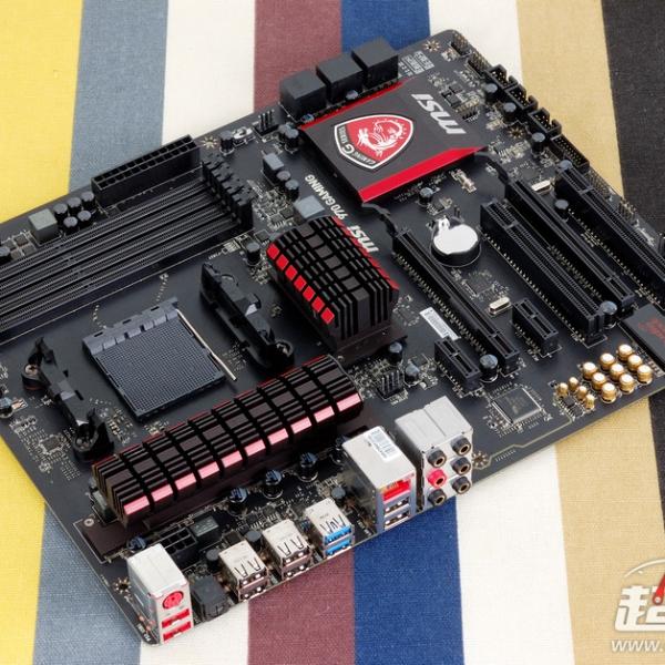 AM3+平台游戏座驾,微星970 Gaming主板图赏