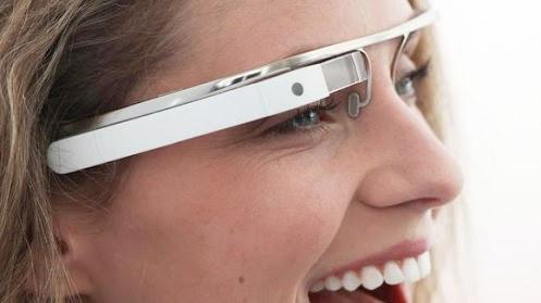 谷歌眼镜探索者版开箱